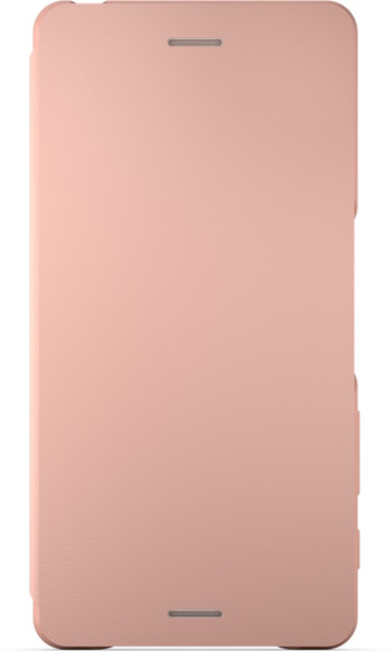 Sony - Style Cover Flip SCR52 For Xperia X, Pink (1301-5834) | Dodax.at