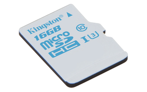 Kingston Technology microSD Action Camera UHS-I U3 16GB 16GB MicroSD UHS-I Class 3 memory card | Dodax.com