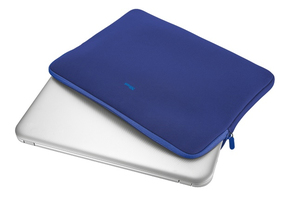 "Trust 21249 15.6"" Sleeve case Blue notebook case 