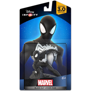 Disney - Disney Infinity 3.0 Einzelfigur Black Suit Spider-Man (IQAV000134) | Dodax.at