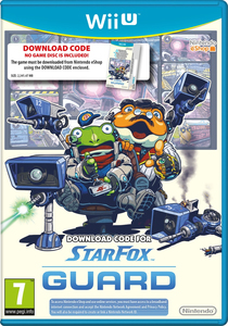 StarFox Zero Guard German Edition - Wii U | Dodax.ch