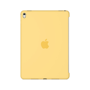 """Apple - iPad Pro Silicone Cover 9.7"""", Yellow (MM282ZM/A) 