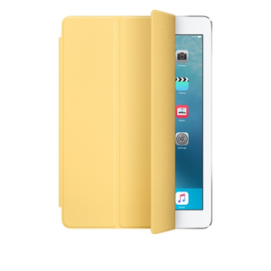 """Apple - iPad Pro Silicone Cover 9.7"""", Yellow (MM2K2ZM/A) 
