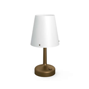 Philips LED Tischleuchte bronze | Dodax.at