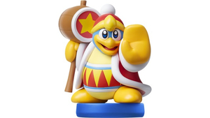 Nintendo - amiibo Kirby Collection King Dedede Collectible Figure (2001566) | Dodax.fr