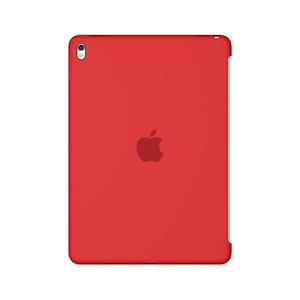 "Apple - iPad Pro Silicone Cover 9.7"", Red (MM212ZM/A) 