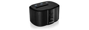 ICY BOX IB-125CH, 2-Fach HDD Dock/ladest. | Dodax.at