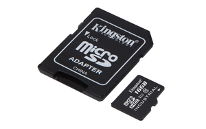 Kingston micro SDHC Industrial Trade 16GB | Dodax.at