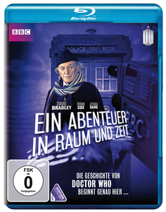 polyband An adventure in time and space Blu-ray 2D German, English Ordinary edition | Dodax.co.uk