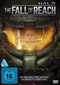 Halo - The Fall of Reach, 1 DVD   Dodax.at