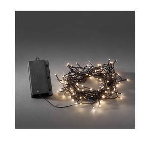 Lichterkette Batterie, 120 LED Outdoor | Dodax.de