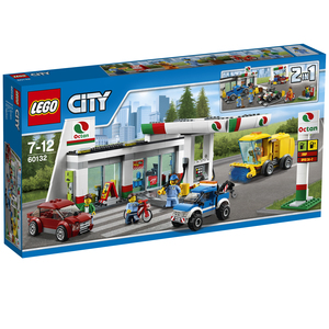 Lego - Lego City Tankstelle (60132) | Dodax.at