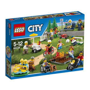 Lego - Lego City Fun in the Park (60134) | Dodax.at