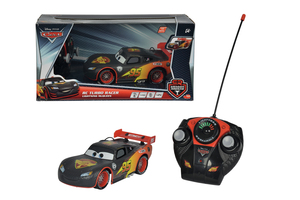 Image of Dickie RC Carbon Turbo Racer Lightning McQueen Cars 124