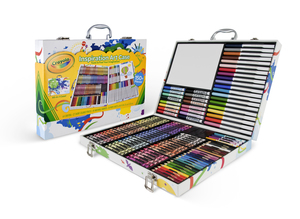 Crayola Inspirational art case (140pcs.) | Dodax.es