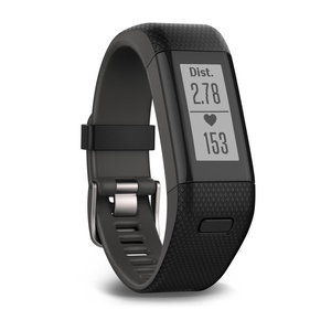 Garmin vívosmart HR+ XL black | Dodax.ch