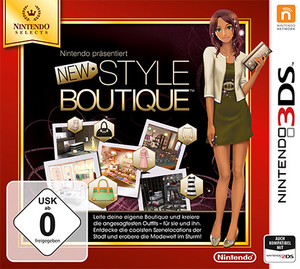 New Style Boutique Nintendo Selects Edition; German Version - 3DS | Dodax.at