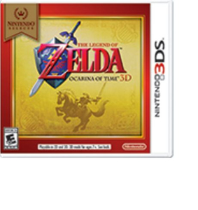 The Legend of Zelda: Ocarina of Time 3D Nintendo Selects Edition; German Version - 3DS | Dodax.at