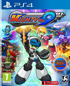 Mighty No. 9 Italian Edition - PS4 | Dodax.nl