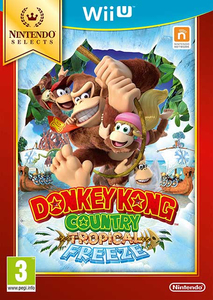 Donkey Kong Country: Tropical Freeze German Edition - Wii U | Dodax.es