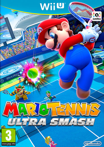 Mario Tennis: Ultra Smash German Edition - Wii U | Dodax.com