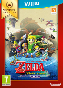The Legend of Zelda: The Wind Waker HD Nintendo Selects Edition; German Version - Wii U | Dodax.nl