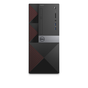 DELL Vostro 3650 3.7GHz i5-6400 Mini Tower Schwarz | Dodax.at