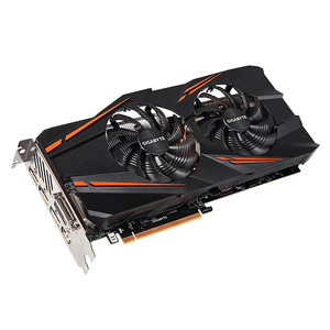 Gigabyte GV-N1070WF2OC-8GD NVIDIA GeForce GTX 1070 8GB Grafikkarte | Dodax.at