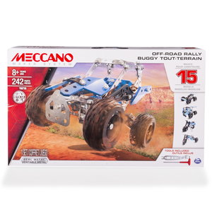 Meccano 15-Multimodell Side by Side ATV | Dodax.ch