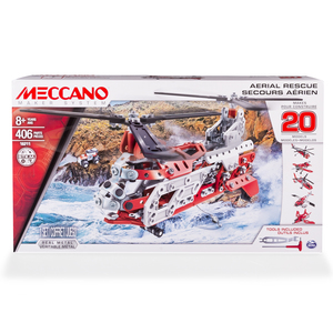 Meccano 20-Multimodell Set Helikopter | Dodax.ch