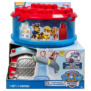 Paw Patrol Ionix Jr. Construct the Lookout | Dodax.ch