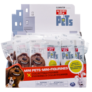 The Secret Life of Pets Mini Pets | Dodax.ch