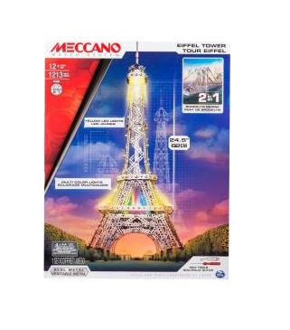 Meccano Eiffel Tower | Dodax.at