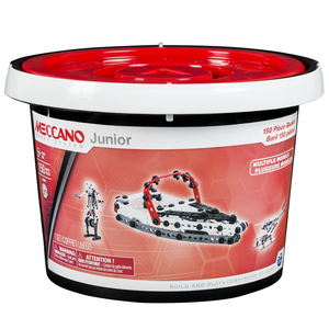 Meccano Junior 150pcs Bucket | Dodax.at