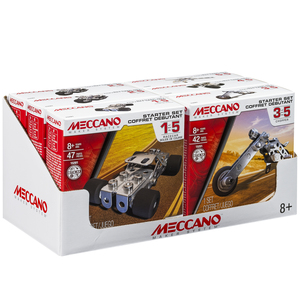 Meccano Starter Set | Dodax.at