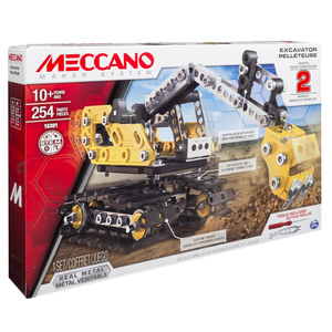 Meccano Construction Digger 2 in 1 | Dodax.ch