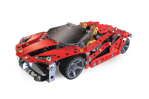 Meccano Ferrari 488 GTB Roadster | Dodax.at