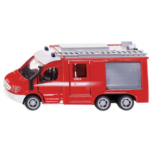 Image of 2113 Siku Brandweer Mercedes Sprinter