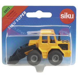 Image of 0802 Siku Bulldozer