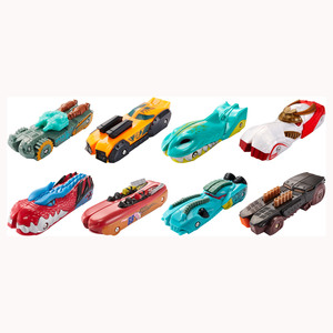 Hot Wheels - Split Speeders Fahrzeug Sortiment (DJC20) | Dodax.at