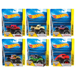 Hot Wheels - Monster Jam Offroad Jeep Sortiment (BHP37) | Dodax.at