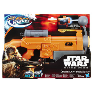 Super Soaker Chewbacca Bow- | Dodax.at