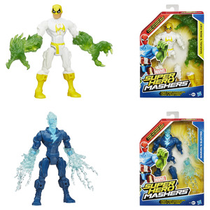 Hasbro - Marvel Super Heroes Hero Mashers Six Action Figures Assortment (A6825) | Dodax.co.uk