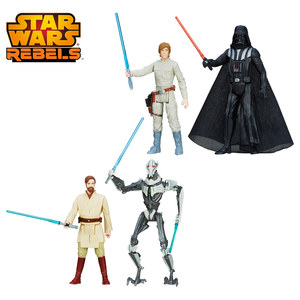 Hasbro - Star Wars Rebels Mission Series Figuren, Sortiment (A5228) | Dodax.at