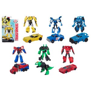 Hasbro - Transformers: Robots in Disguise Legion Assortment (B0065) | Dodax.fr