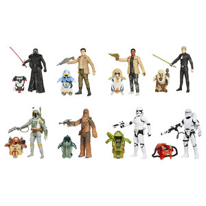 Hasbro - Star Wars Episode 7 Deluxe Figuren, sortiert (B3886EU4) | Dodax.at