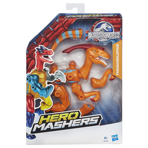 Hasbro - Jurassic World Hero Mashers Dinos, Sortiment (B1196) | Dodax.at