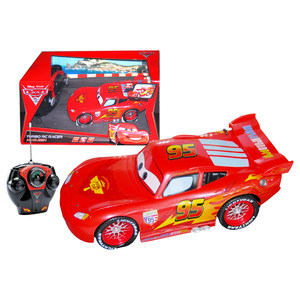 Image of Cars Lightning McQueen R/C