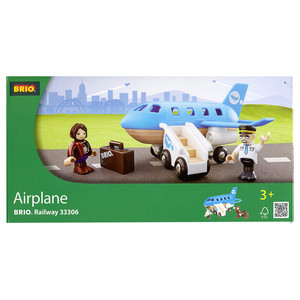 Image of Brio - Airplane (33306)