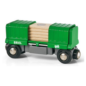 Image of Brio - Box Car (33561)